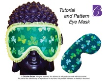 E-Book PDF Pattern and Tutorial Eye Mask