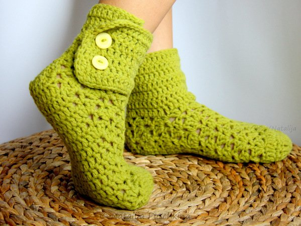 Spar-Set Socken häkeln - 10 Bestseller im Set