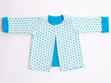 Easy Baby and Kids Jacket Sewing Pattern pdf for Boy + Girl FLAVIO