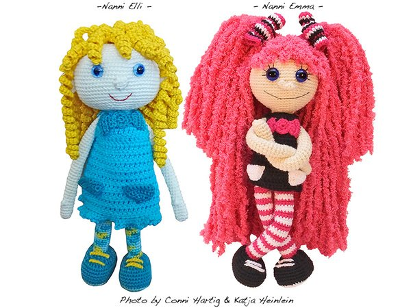Amigurumi Crochet Human Body Base Patterns 6 Chibi | Etsy | 450x600