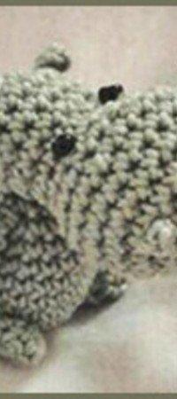Gratis Nilpferd Häkeln Gratis Tiere Häkeln