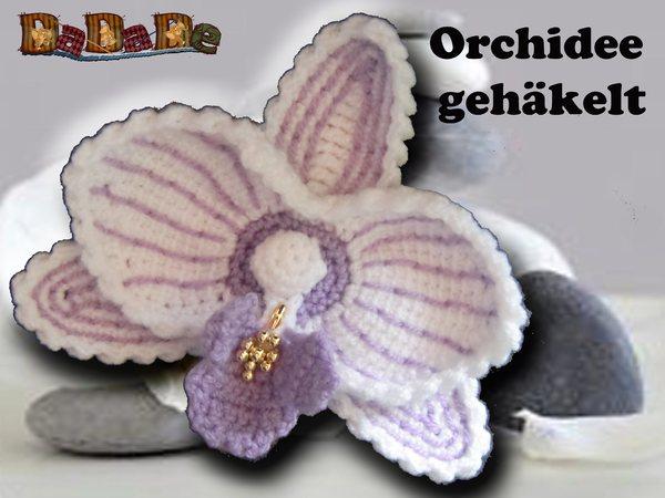 Blumen Häkeln Orchideen Häkeln Pdf Ebook