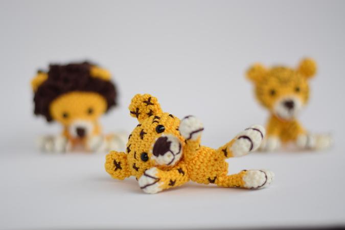 Löwe Häkeln Panther Häkelnleopard Häkeln