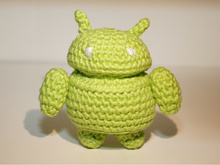 Android - Free Crochet Pattern