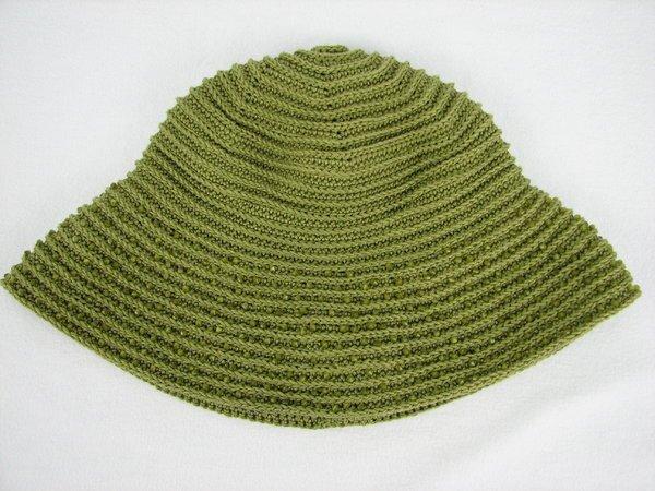 Häkelanleitung Hut \