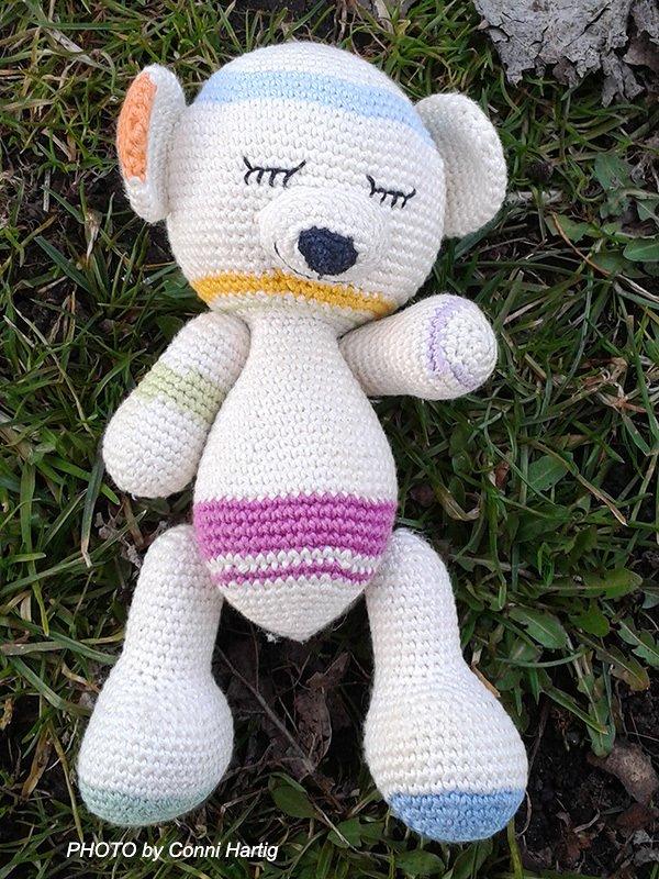 Amigurumi Crochet Patterns Teddy Bears : amigurumi max teddy bear crochet PDF pattern