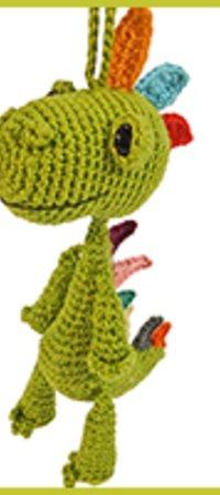 Crochet PATTERN Dinosaur / amigurumi dinosaur / pdf tutorial dino ... | 450x200