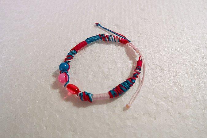 Kostenlos Armband Häkeln Boho Style Häkeln