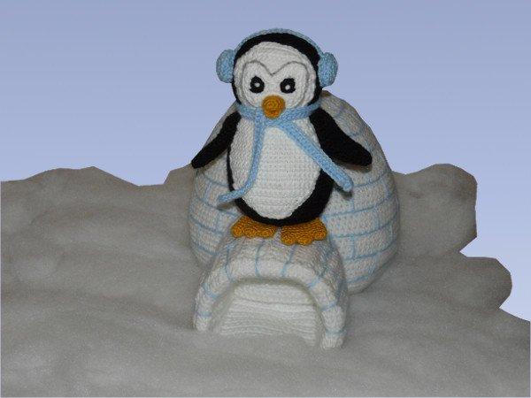 Pinguin Individuelle Handarbeit Anleitungen Und E Books Auf