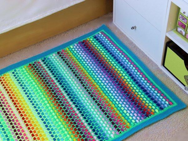 strickliesel teppich. Black Bedroom Furniture Sets. Home Design Ideas