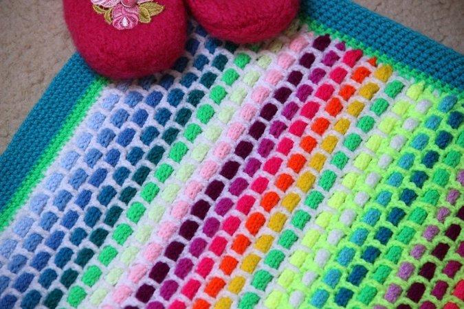 Strickliesel teppich - Strickliesel selber machen ...