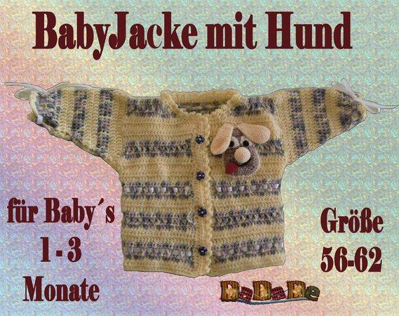 Anleitungen Zum Babyjacken Häkeln Crazypatternsnet