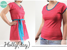 Holly (day) Kleid + Shirt E-Book Gr.32-52