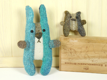 Knitting Pattern - Horst the Rabbit