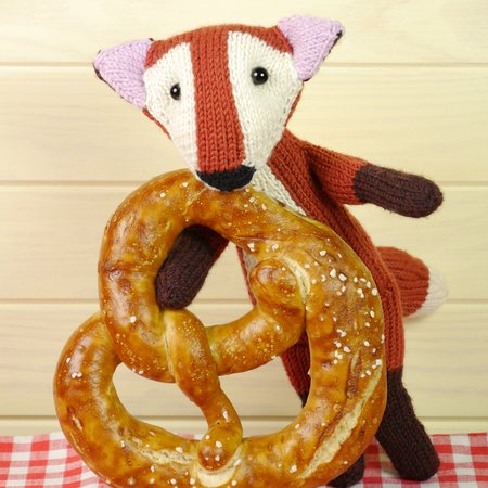 Xaver the Bavarian Fox