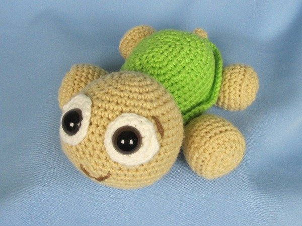 Schildkröte Häkeln Baby Schildkröte Diy