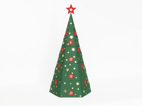 Vorlage Tannenbaum Schachtel Europäische Weihnachtstraditionen
