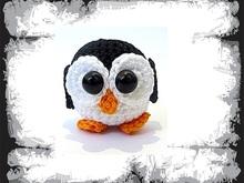 Pinguin Häkeln Extra Groß Extra Toll