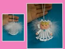 Christmas Angel Crochet Pattern Roundup!   Christmas crochet patterns, Crochet  angel pattern, Christmas angel doll   165x220