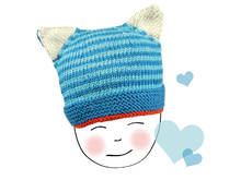 Steffis Cool Cat Hat Babymütze