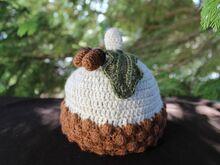 376e6137dc3 Acorn Baby Hat Crochet Pattern