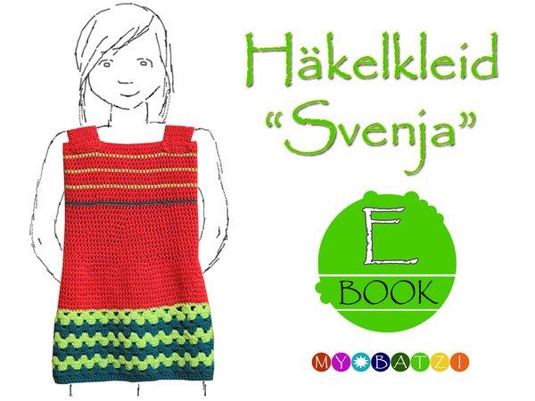 Häkelanleitung für Kleid SVENJA // 86 - 128