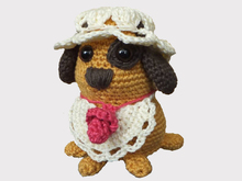 Baby dog english crochet patterns