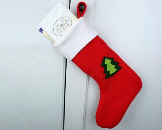 n hanleitung nikolausstiefel nikolaus weihnachten deko. Black Bedroom Furniture Sets. Home Design Ideas