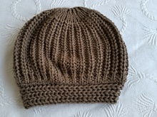 Strickanleitung Beanie unisize Luxury Design No.55