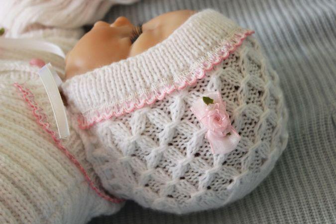 Babymütze Stricken Wunderschöne Mütze