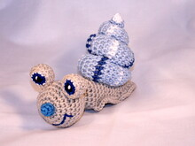 E-Book Speedy snail crochet