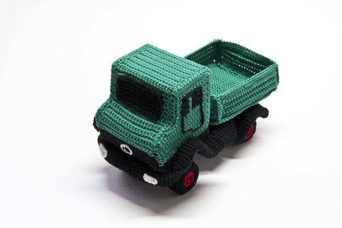 lastwagen mit kipper ladefl che. Black Bedroom Furniture Sets. Home Design Ideas