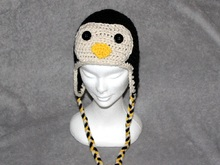 penguins hat in 3 different size (18- 24 inches)