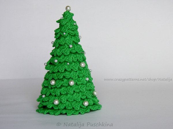 Free Christmas Tree Knitting Patterns