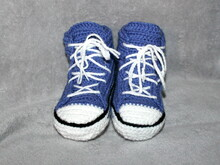crochet sneakers for childen (US sizes 7,5 child untill 3,5 grown ups/ Uk sizes 8 child till 2,5 grown up)