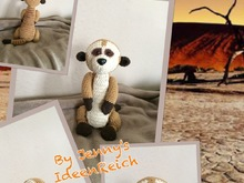 Crochet Pattern Enno the Meerkat