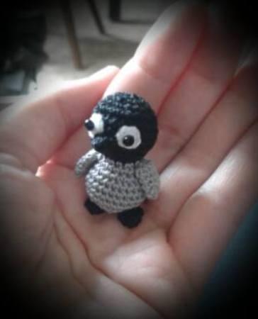 Gratis Pinguin Häkeln Mini Tiere Häkeln