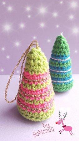 Gratis Tannenbaum Häkeln Weihnachtsbaum Diy