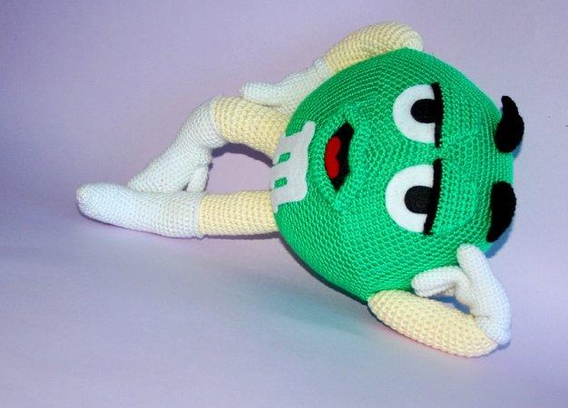 Mm Green Crochet Pattern