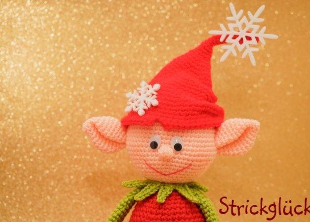 Elf Amigurumi - Free Crochet Pattern Loops & Love Crochet   450x628