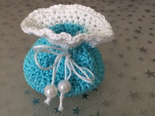 Crochet Pattern Small Gifts Bag