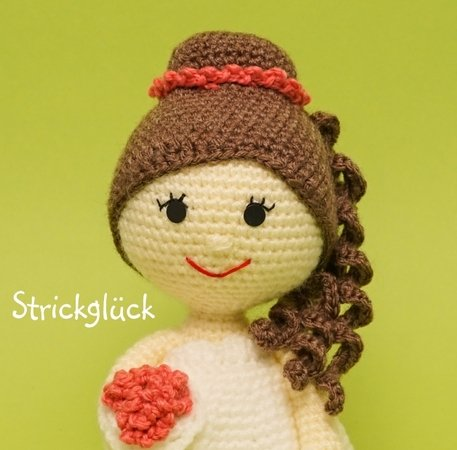 Sweet Couple Amigurumis ~ Snacksies Handicraft Corner | 450x457