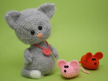 Crochet Pattern Cat Mouse Amigurumi Pdf