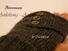 Accumsan fingerless mitts mittens gloves