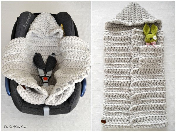 baby schlafsack h keln pucksack 3in1. Black Bedroom Furniture Sets. Home Design Ideas