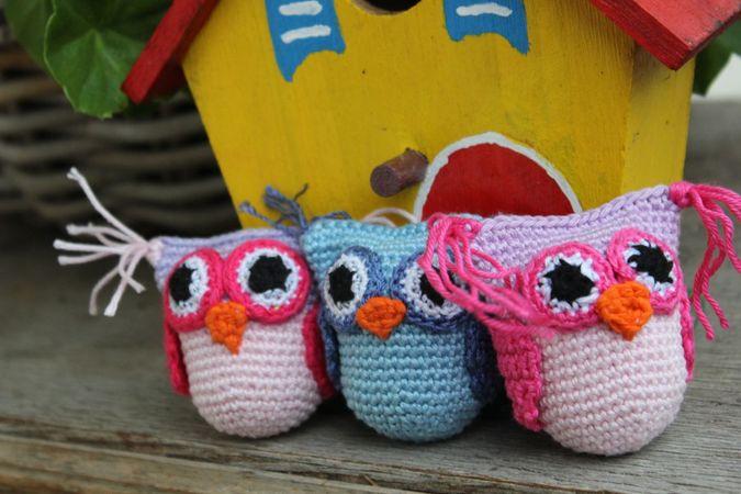 Amigurumi Rattle Free Pattern : Rattle crochet pattern