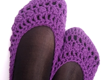 Women Crochet Shoes Pattern