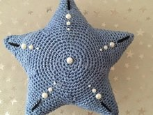 Crochet Pattern Shining Star