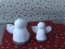 Crochet Pattern Angel 2 Designs