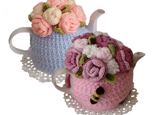 Rose Garden Bouquet Tea Cosy